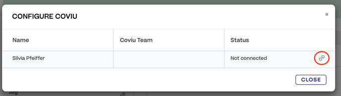 Halaxy Coviu Configuration