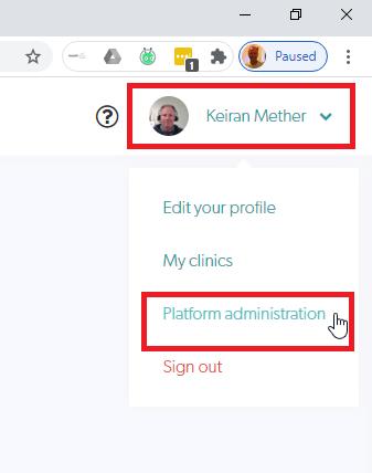 Enterprise Platform Administration