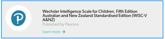 WISC-V A&NZ Addon